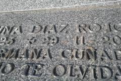 letra metalica cromada romana